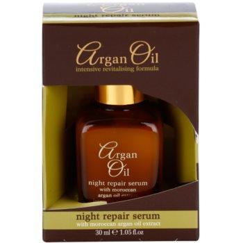 Argan Oil Revitalise Cares Protect erneuernde Pflege für die Nacht mit Arganöl 1