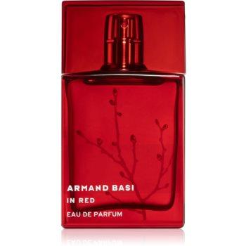 Armand Basi In Red Eau de Parfum pentru femei imagine