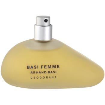 Armand Basi Basi Femme Deo mit Zerstäuber für Damen 2