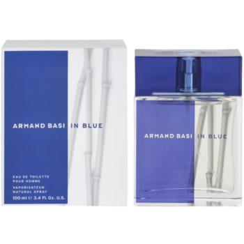 Armand Basi In Blue Eau de Toilette pentru bãrba?i imagine produs