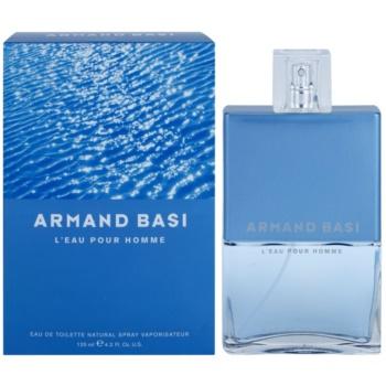 Armand Basi LEau Pour Homme Eau de Toilette pentru barbati 125 ml