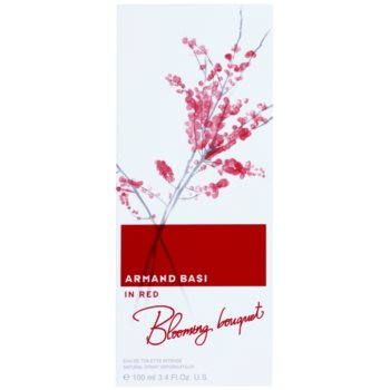 Armand Basi In Red Blooming Bouquet Eau de Toilette für Damen 4