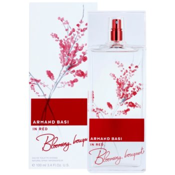 Armand Basi In Red Blooming Bouquet Eau de Toilette für Damen 1