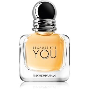 Armani Emporio Because Its You eau de parfum pentru femei