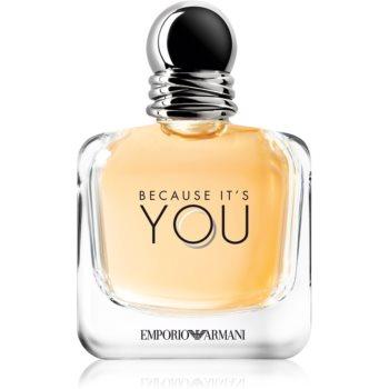 Armani Emporio Because It's You Eau de Parfum pentru femei