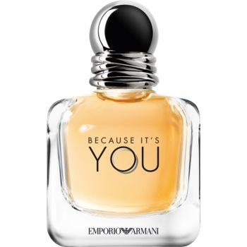Armani Emporio Because Its You eau de parfum pentru femei 50 ml