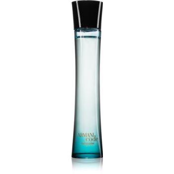 Armani Armani Code Turquoise Eau Fraiche pentru femei 75 ml