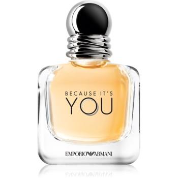Armani Emporio Because It's You eau de parfum pentru femei 50 ml
