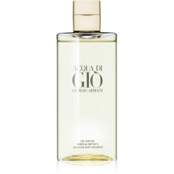 Armani Acqua di Giò Pour Homme gel de dus pentru bărbați 200 ml