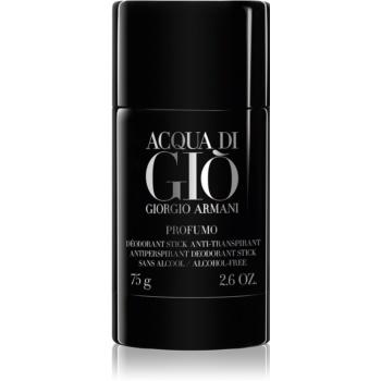 Armani Acqua di Giò Profumo deostick pentru barbati 75 g