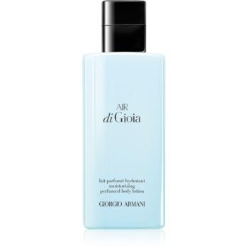 Armani Air di Gioia lapte de corp pentru femei 200 ml