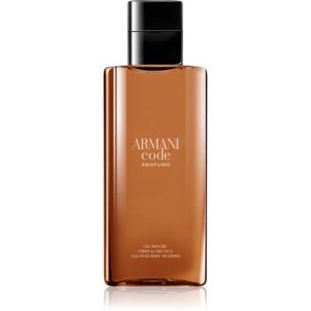 Armani Code Profumo gel de dus pentru barbati 200 ml