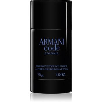 Armani Code Colonia deostick pentru barbati 75 g
