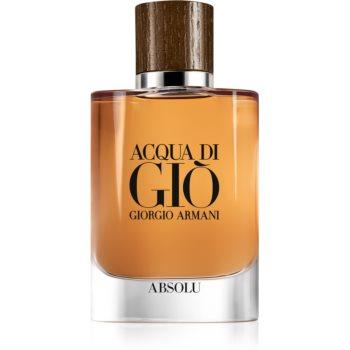 Armani Acqua di Giò Absolu eau de parfum pentru barbati 75 ml