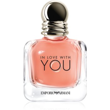 Armani Emporio In Love With You eau de parfum pentru femei 50 ml