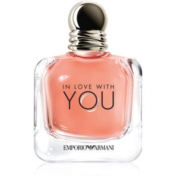 Armani Emporio In Love With You eau de parfum pentru femei 100 ml