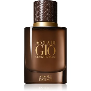 Armani Acqua di Giò Absolu Instinct eau de parfum pentru bărbați 40 ml