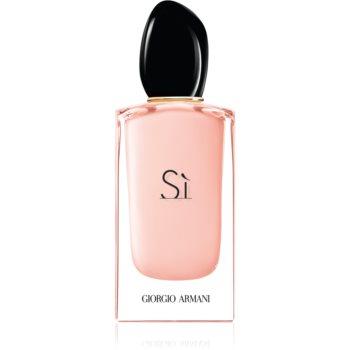 Armani Sì Fiori eau de parfum pentru femei 100 ml