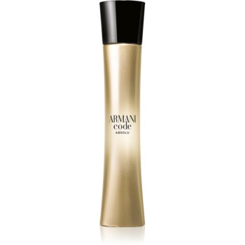 Armani Code Absolu parfémovaná voda pro ženy 75 ml