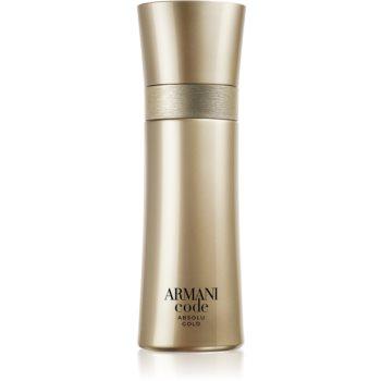 Armani Code Absolu Gold parfémovaná voda pro muže 60 ml