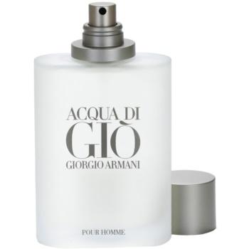 Armani Acqua di Gio Pour Homme тоалетна вода тестер за мъже 1