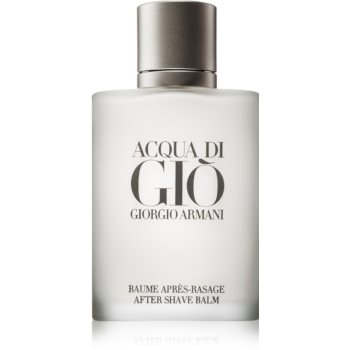 Armani Acqua di Gio Pour Homme balzám po holení pro muže 100 ml