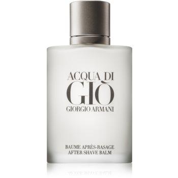 Armani Acqua di Gio Pour Homme after shave balsam pentru barbati 100 ml
