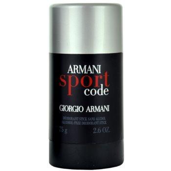 Armani Code Sport Deo-Stick für Herren
