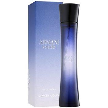 Armani Code Woman Eau de Parfum para mulheres 1