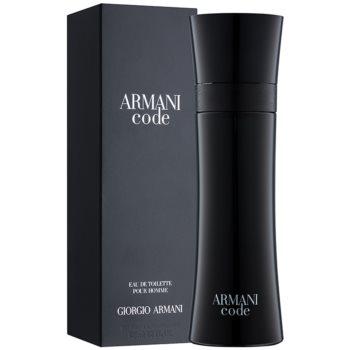Armani Code Eau de Toilette para homens 1