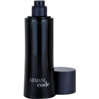 Armani Code тоалетна вода тестер за мъже 1