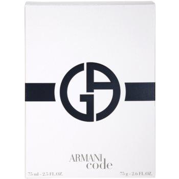 Armani Code darilni seti 3
