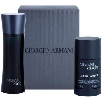 Armani Code Geschenksets 4