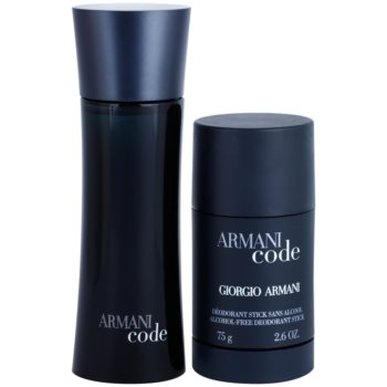 Armani Code darilni seti 5