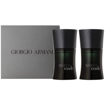 Armani Code set cadou ХІ