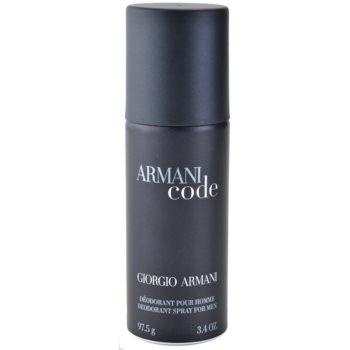 Armani Code dezodor férfiaknak