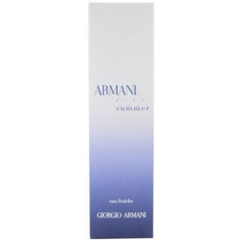 Armani Code Summer Pour Femme 2010 Eau de Toilette para mulheres   ( eau fraiche ) 3