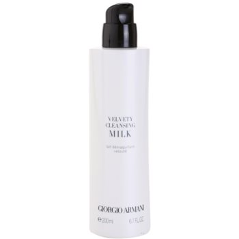 Armani Cleansers and Toners почистващо мляко 1