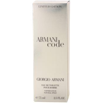 Armani Limited Edition Golden Pour Homme Eau de Toilette for Men 4