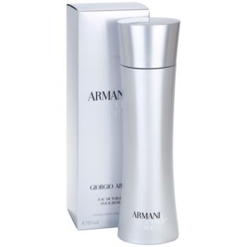 Armani Code Ice тоалетна вода за мъже 1