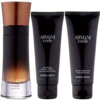Armani Code Profumo ajándékszett 1