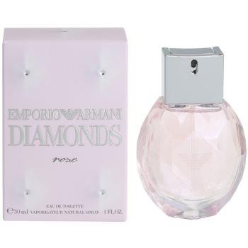 Fotografie Armani Emporio Diamonds Rose toaletní voda pro ženy 30 ml