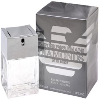 Fotografie Armani Emporio Diamonds for Men toaletní voda pro muže 75 ml