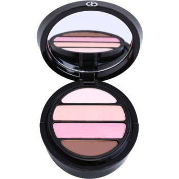 Fotografie Armani Eyes To Kill Quad oční stíny odstín 7 Blush 4 g