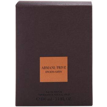 Armani Prive Encens Satin Eau de Parfum unissexo 4