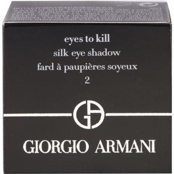 Armani Eyes To Kill Intense senčila za oči 3