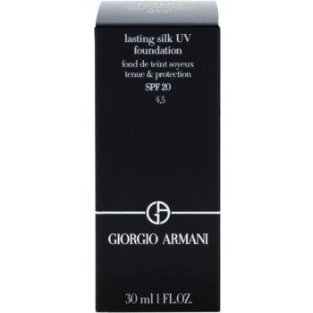Armani Lasting Silk UV dolgoobstojen tekoči puder SPF 20 3