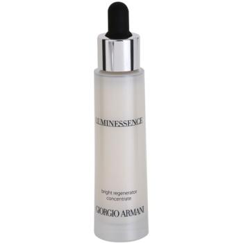 Armani Luminessence озаряващ серум за лице против бръчки
