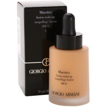 Armani Maestro make-up cu textura usoara 1
