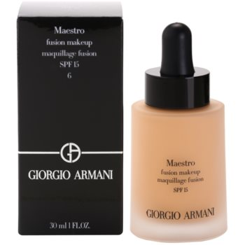 Armani Maestro make-up cu textura usoara 2